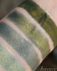 Swatches - OLIVE 1