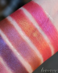 Swatches - PINK-REDS