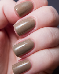 Hayride swatched by Chalkboard Nails