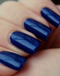 Santorini swatched by sminkan