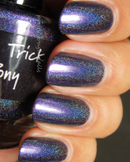One Trick Pony swatched by pretty Tough Nails