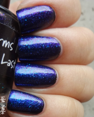 Storms Never Last swatched by ida Nails It