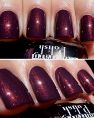 Desert Fruit swatched by More Nail Polish
