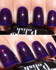 River Market swatched by More Nail Polish