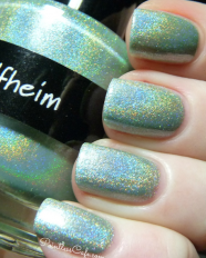 Alfheim swatched by Pointless Cafe