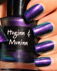 huginn & Muninn swatched by destrucsdefilles