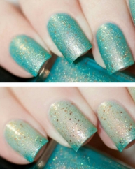 A Fortune Tellers Charm Transition swatched by @chrissys_lackwahnsinn