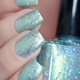 Maze of Mirrors swatched by @glitterfingersss 1