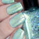 Maze of Mirrors swatched by @glitterfingersss