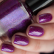 Touch of Madness macro swatched by Anna Gorelova 1