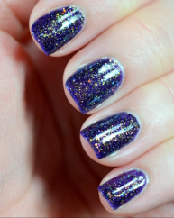 Jotunheim swatched by Pamper with Polish