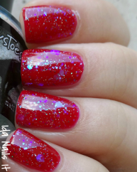 Sweet as Sugar Cold as Ice swatched by Ida Nails It 1