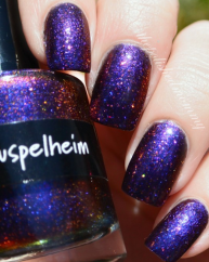 muspelheim swatched by The Polished Mommy 1