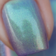 Glass Coffin macro swatched by @lfcbabe