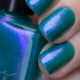 Weed in Her Heart swatched by @lfcbabe