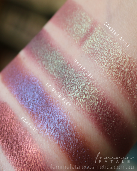 Candied Apple Femme Fatale Cosmetics