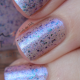 Liquid Pearl macro swatched by @emilydemolly