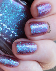 night and Silence 1 swatched by @emilydemolly