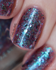 night and Silence swatched by @emilydemolly