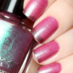 Whispers of Velvet swatched by @de_briz
