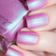 Aurora COLD PHASE swatched by @lfcbabe