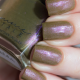 Emeralda swatched by @lfcbabe