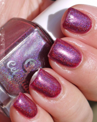 Goblin orchid swatched by lokis Nails