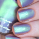 Tinker Bell swatched by @emilydemolly