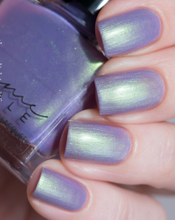 Tinker Bell swatched by @lfcbabe