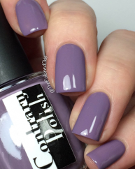 Bloom swatched by @thepolishedoakie