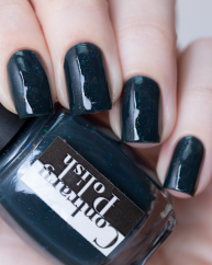 Extreme Outer Space swatched by @lfcbabe