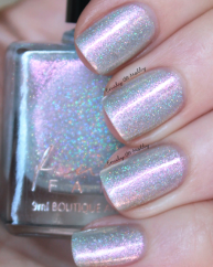 Heart of the Mountain swatched by @emilydemolly