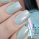 Heart of the Mountain swatched by @glitterfingersss