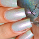 Heart of the Mountain swatched by @nailtalk