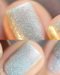 Heart of the Mountain swatched by @ressa_d