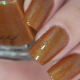 lonely Mountain swatched by @glitterfingersss