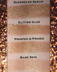 Glitter Glue Swatched