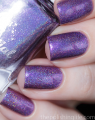 Celestial Dream swatched by @lfcbabe