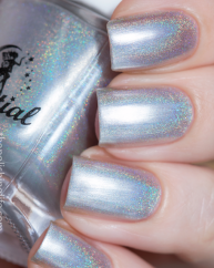 Snow unicorn swatched by @lfcbabe
