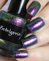 Betelgeuse swatched by @pgsnichole