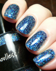 Souless swatched by Pointless nail Cafe